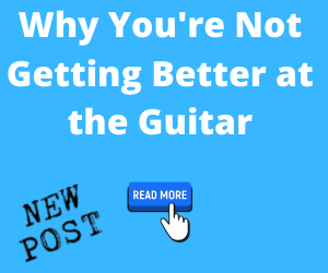 get better at guitar