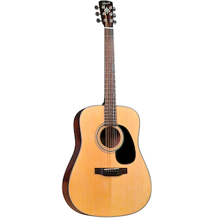 Bristol BD-16 Dreadnought Acoustic Guitar